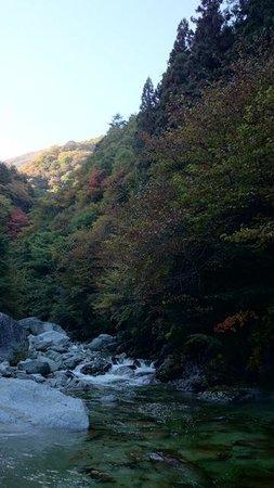 Ojiragawa Canyon : 尾白川1