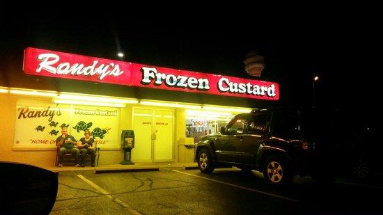 Randy's Frozen Custard : Randys