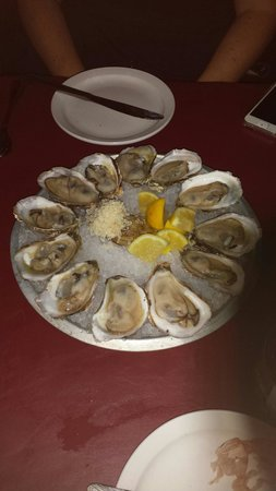 Big Daddy'S Crab Shack And Oyster Bar : Chef's Selection Oysters