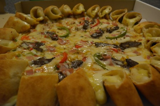 K Pizza Palisades Park Restaurant Reviews Phone Number Photos Tripadvisor
