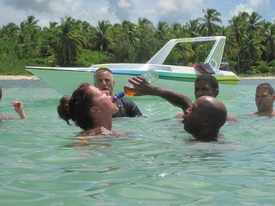 Viva Colonia Tropical Half Day Tours: Lustiges Spiel mit Petro