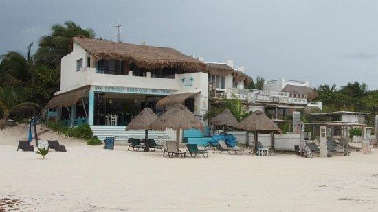 Hotel Playa Kin Ha: Fachada