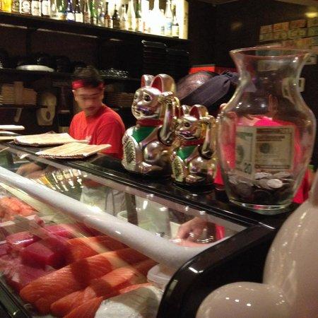 Sushi Joe: Frischer Fisch