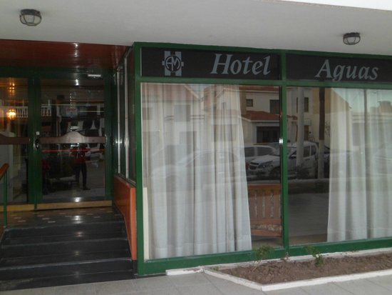 Hotel Aguas Mansas