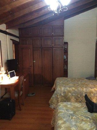 Casa de Campo Tababela Hotel Boutique: Room