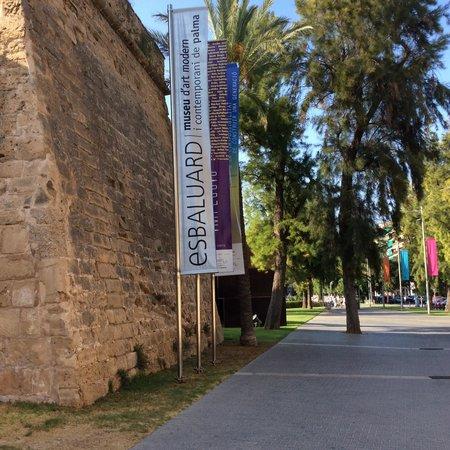 Museum Es Baluard : Museu Esbaluard
