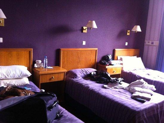 Hotel Dos Congresos: camas