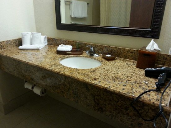 Amelia Hotel at the Beach : bathroom