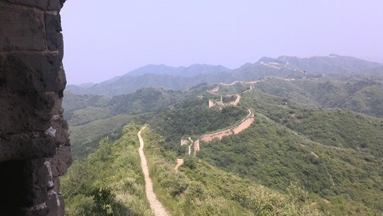 China Hiking的一日游