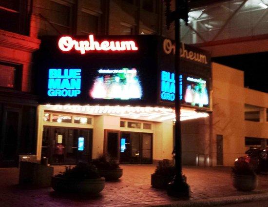 Hotels Near Orpheum Theatre Omaha Ne