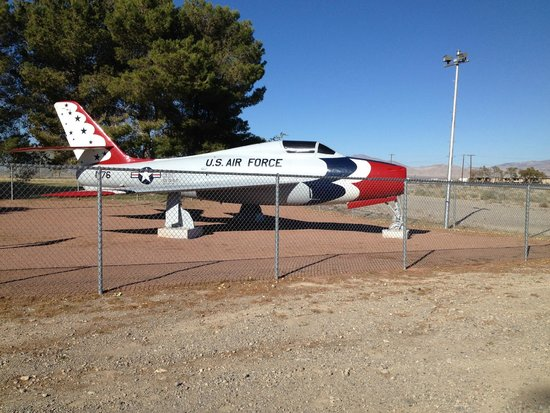 Indian Springs, NV: Creech AFB