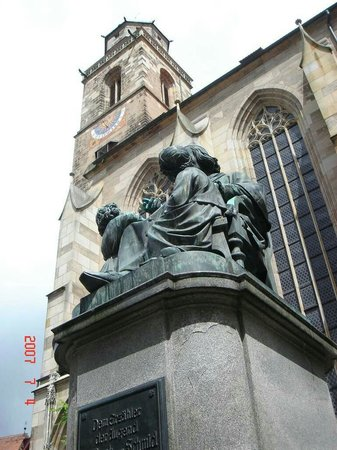 Münster St. Georg: 2007年7月