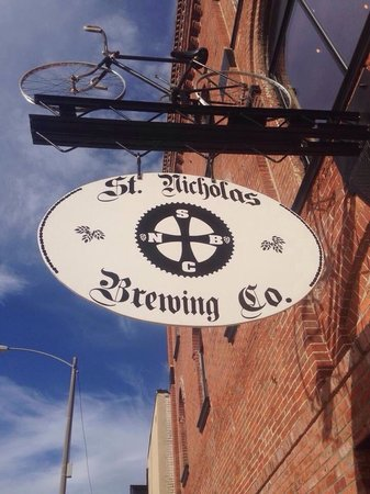 St. Nicholas Brewing Company: Front