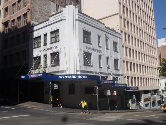 โรงแรมวินยาร์ด