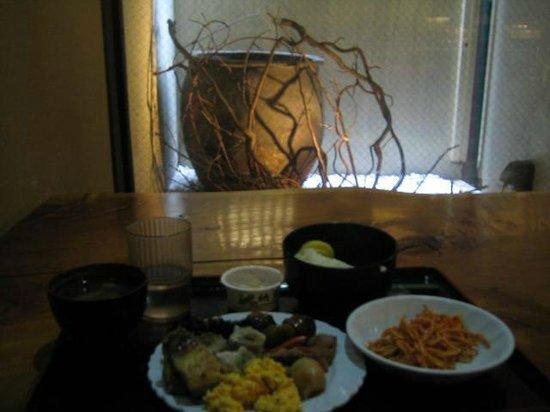 Smile Hotel Utsunoimiya: breakfast