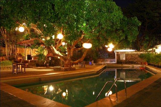 Pool Area Picture Of U Tan Sea Resort Mumbai Bombay Tripadvisor