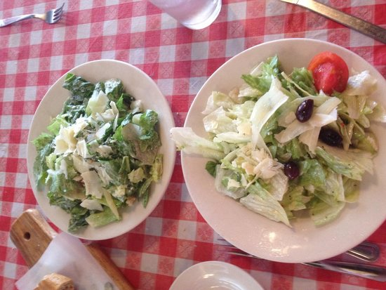 Martinelli's Little Italy : Salads