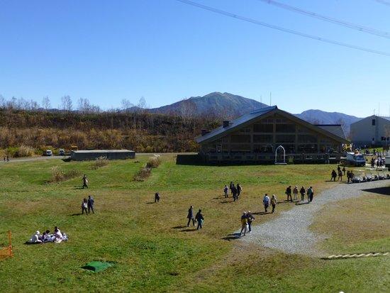 Naeba: 山頂