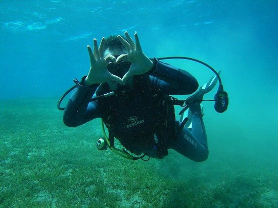 Aqaba, Jordania: I love diving 1