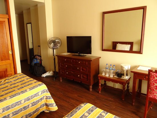 Best Western Hotel Majestic: Spacious room