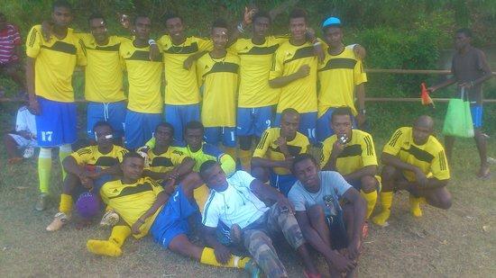 Hajangoua, Mayotte: la reponse