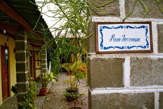 Pousada Casa do Sandalo, Boutique Guesthouse: Rua da Saudade...