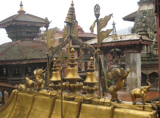 Krishna's House: Bhaktapur - see this town
