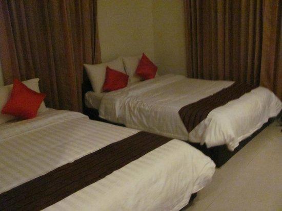 Avallon Boutique & Spa: les lits