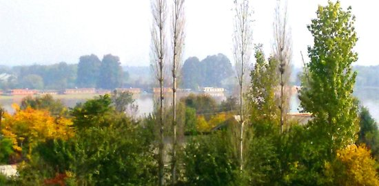 Paradise Homestay Kashmir : View from room @ Paradise Home stay Kashmir
