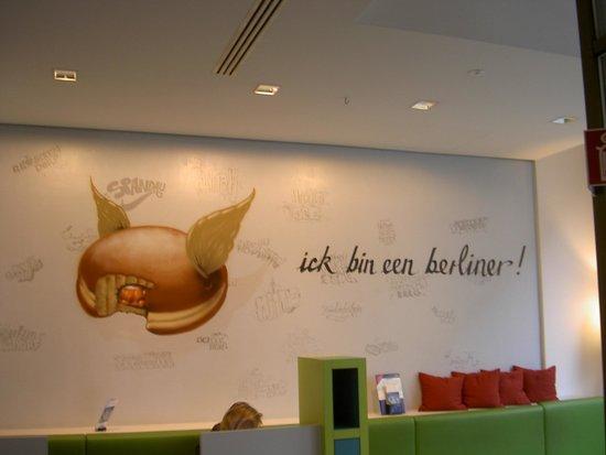 Ibis Styles Berlin Mitte : Hall