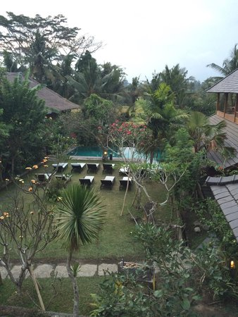 Ananda Cottages : Vue chambre