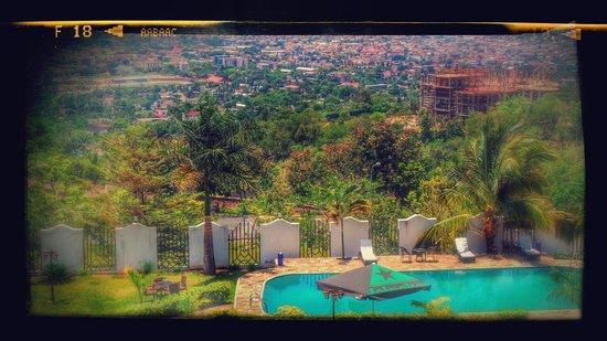Best Outlook Hotel: Magnifique vue