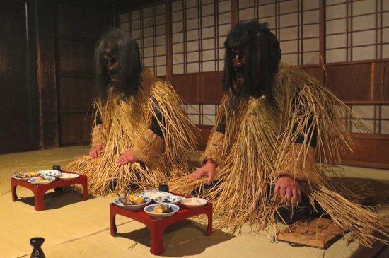 なまはげ - Picture of Ogashinzan Traditional Museum, Oga - TripAdvisor