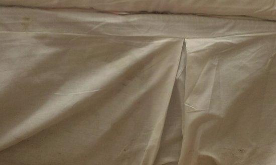 Europa Gatwick Hotel: filthy sheets