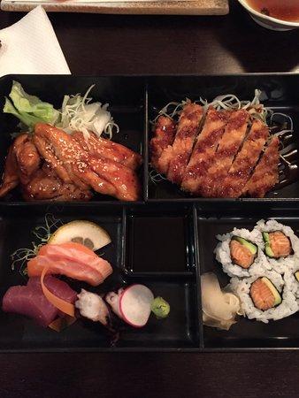 Kappa Japanese Restaurant: Dinner box