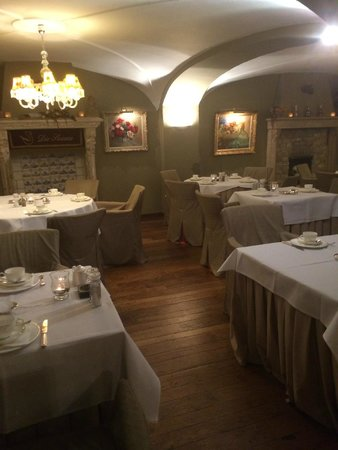 Die Swaene : Ресторан