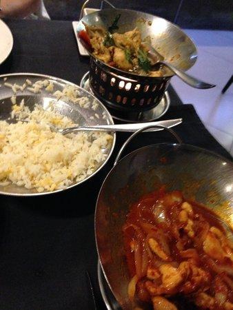 Restaurante Overseas: Main Course