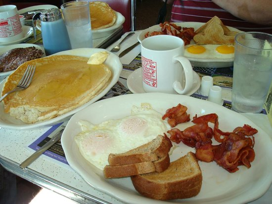 Route 30 Diner: Feeling hungry now?