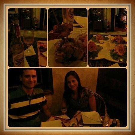 Jantar em Chiwake