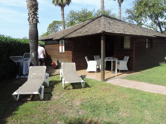 Exteriores bungalows villa paradise picture of camping resort sanguli salou salou tripadvisor - Camping interior tarragona ...