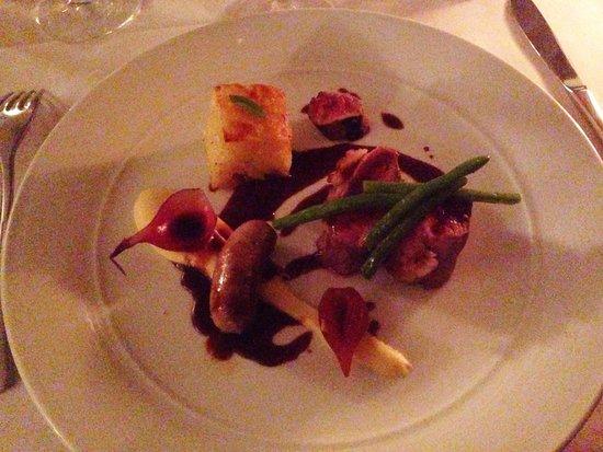 Emilies Eld Restaurant & Bar : Lamb