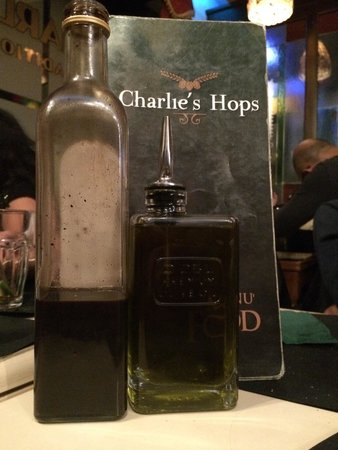 Charlie's hops Pub