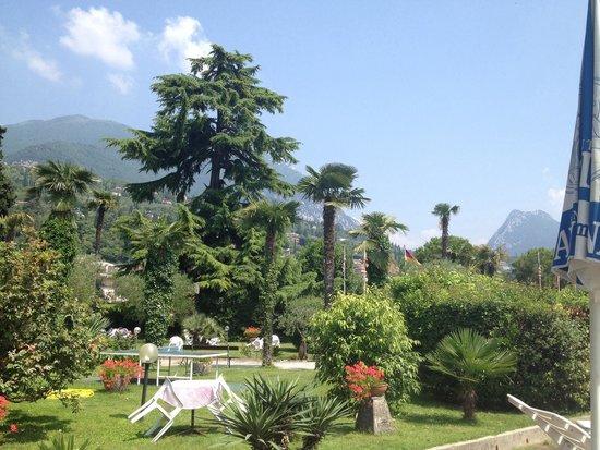 Hotel Maderno: Der Garten - wunderschön