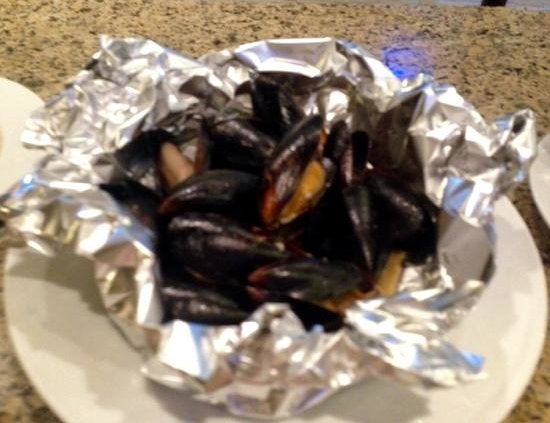 Star Fish Restaurant: mussels