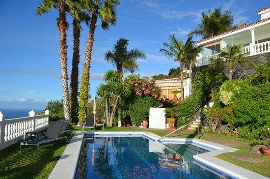 Jardin de la Paz: Casa Bruno aussen