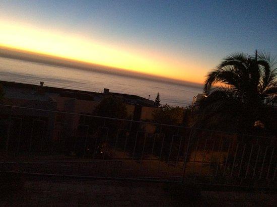 Guest House Michelitsch: Der Sonnenuntergang