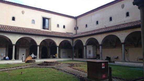Museo di San Marco: Inner Courtyard