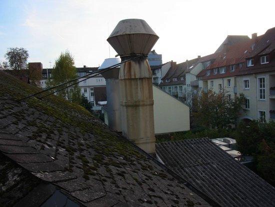 Stadthotel Freiburg Kolping Hotels und Resorts: Zimmeraussicht