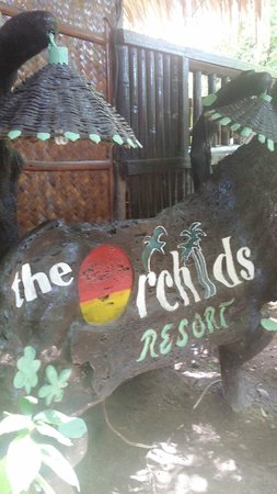 Orchids Resort: Entry Point