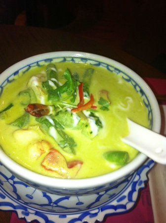 Ayuthaiya: Green Curry